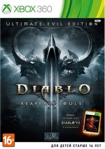 Diablo III: Ultimate Evil Edition (2014) [RUS/PAL] (LT+3.0) XBOX360