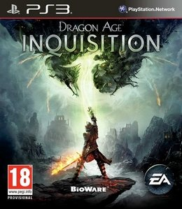Dragon Age: Inquisition (2014) [RUS][FULL] [3.41/3.55/4.30+ Kmeaw] PS3