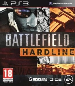 Battlefield Hardline (2015) [RUSSOUND][FULL] [3.41/3.55/4.30+ Kmeaw] PS3