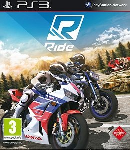 RIDE (2015) [RUSSOUND][FULL] [3.41/3.55/4.30+ Kmeaw] PS3