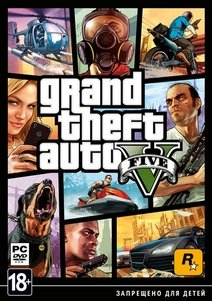 Grand Theft Auto V (RUS/ENG) (2015) PC