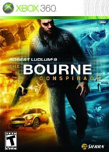 Robert Ludlum's The Bourne Conspiracy (2008) xbox360
