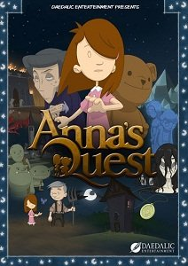 Anna's Quest (RUS/ENG) (2015) PC