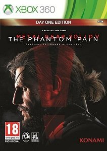 Metal Gear Solid V: The Phantom Pain [RUS] (2015) XBOX360