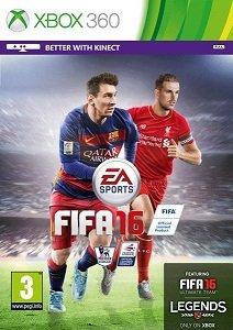 FIFA 16 [RUSSOUND] (2015) XBOX360