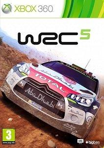 WRC 5 [ENG] (2015) XBOX360