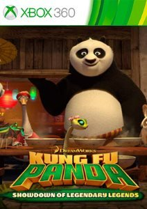 Kung Fu Panda: Showdown of Legendary Legends (2015) XBOX360