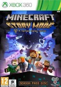 Minecraft Story Mode (2015)  XBOX360