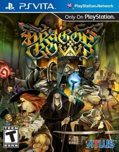 Dragon's Crown (2013) PS Vita