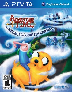 Adventure Time The Secret of the Nameless Kingdom (2014) PS Vita