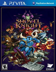 Shovel Knight (2014) PS Vita