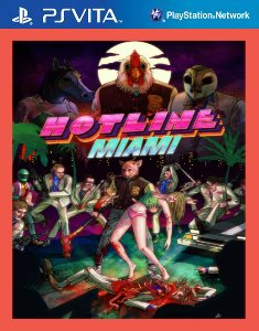 Hotline Miami (2013) PS Vita