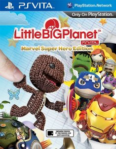 LittleBigPlanet - Marvel Super Hero Edition (2014) PS Vita