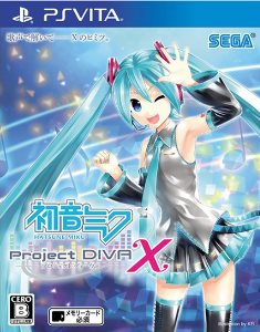 Hatsune Miku Project Diva X (2016) PS Vita