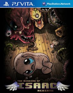 The Binding of Isaac Rebirth (2014) PS Vita