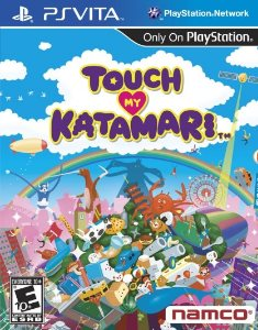 Touch My Katamari (2012) PS Vita