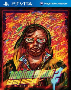 Hotline Miami 2 (2015) PS Vita