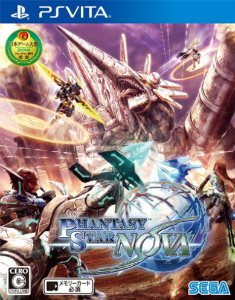 Phantasy Star: Nova (2014) PS Vita