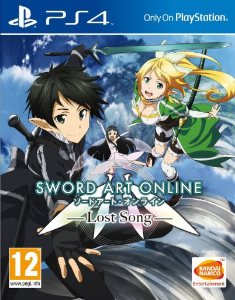 Sword Art Online: Lost Song (2015) PS Vita