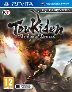 Toukiden: The Age Of Demons (2014) PS Vita