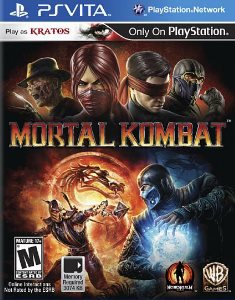 Mortal Kombat (2012) PS Vita