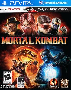 Mortal Kombat (2013) PSVita