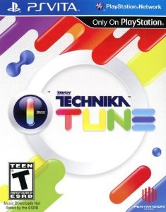 DJMax Technika Tune (2012) PSVita