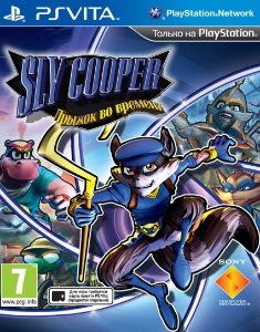 Sly Cooper: Thieves in Time (2013) PSVita