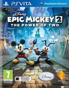 Epic Mickey 2: The Power of Two (2013) PSVita