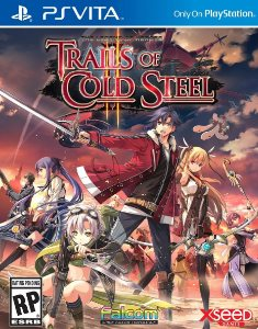 The Legend of Heroes Trails of Cold Steel II (2015)