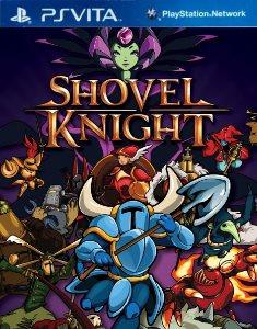 Shovel Knight (2014) PSVita