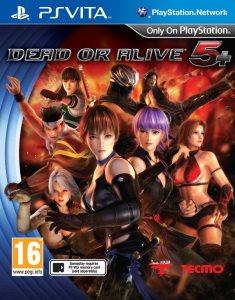 Dead or Alive 5 Plus (2013) PSVita