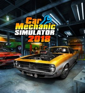 Car Mechanic Simulator 2018 (2017) PC
