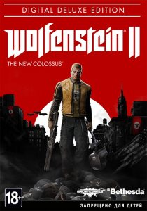 Wolfenstein II: The New Colossus (2017) PC